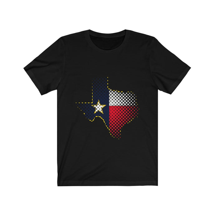 Shine On/Genuine Lone Star/Unisex Jersey Short Sleeve Tee