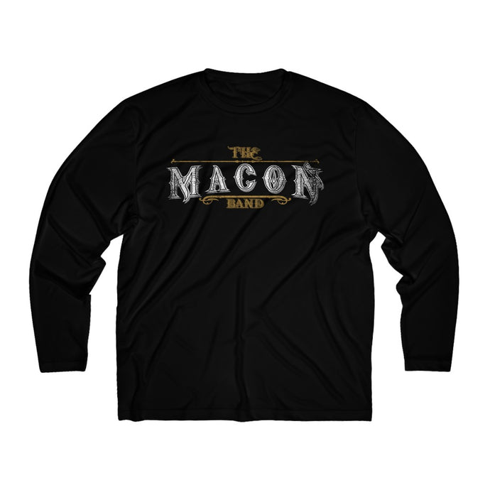 Macon Band/ Unknown/Men's Long Sleeve Moisture Absorbing Tee