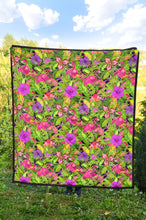 Load image into Gallery viewer, Flamingo Quilt/109/Quilt/Blanket