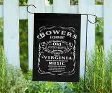 Load image into Gallery viewer, Flags/Bowers and Company Whiskey Label