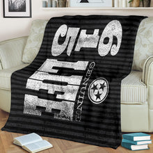 Load image into Gallery viewer, Genuine 615 Life/Vert Logo/Square Blanket