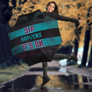 Sip Happens/Umbrella/Wine Lovers