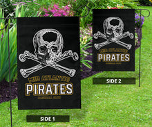Load image into Gallery viewer, SkullXBones/Mid Atlantic Pirates/House/Garden/Flag
