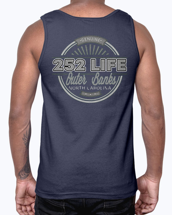 Guys/252 Life/Cinco Insignia/Gildan Ultra Cotton Tank