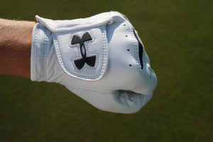 Herre - Under Armour Strikeskin Tour Golfhandske