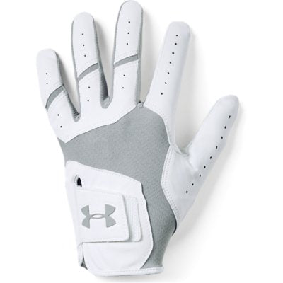 Herre - Under Armour Iso-chill Golfhandske - Grå
