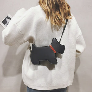Cute Puppy Casual Bag