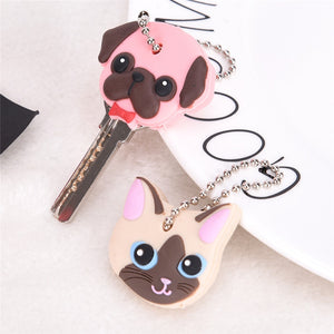 Key Ring Cap