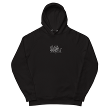 Load image into Gallery viewer, Aer and Ignis // Embroidered Hoodie