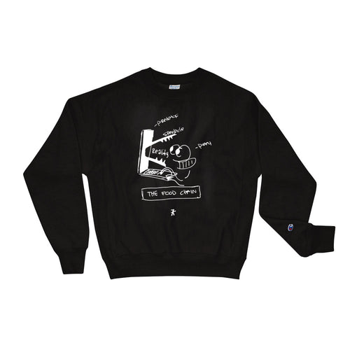 The Food Chain 001 Premium Sweatshirt