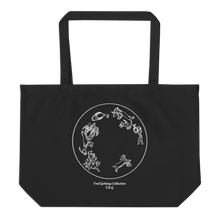 Load image into Gallery viewer, Constellation Map // large tote