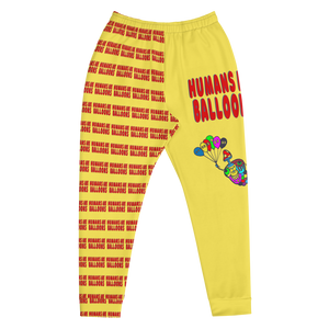 Humans Are Balloons Unisex Joggers