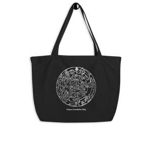 Constellation Map // large tote