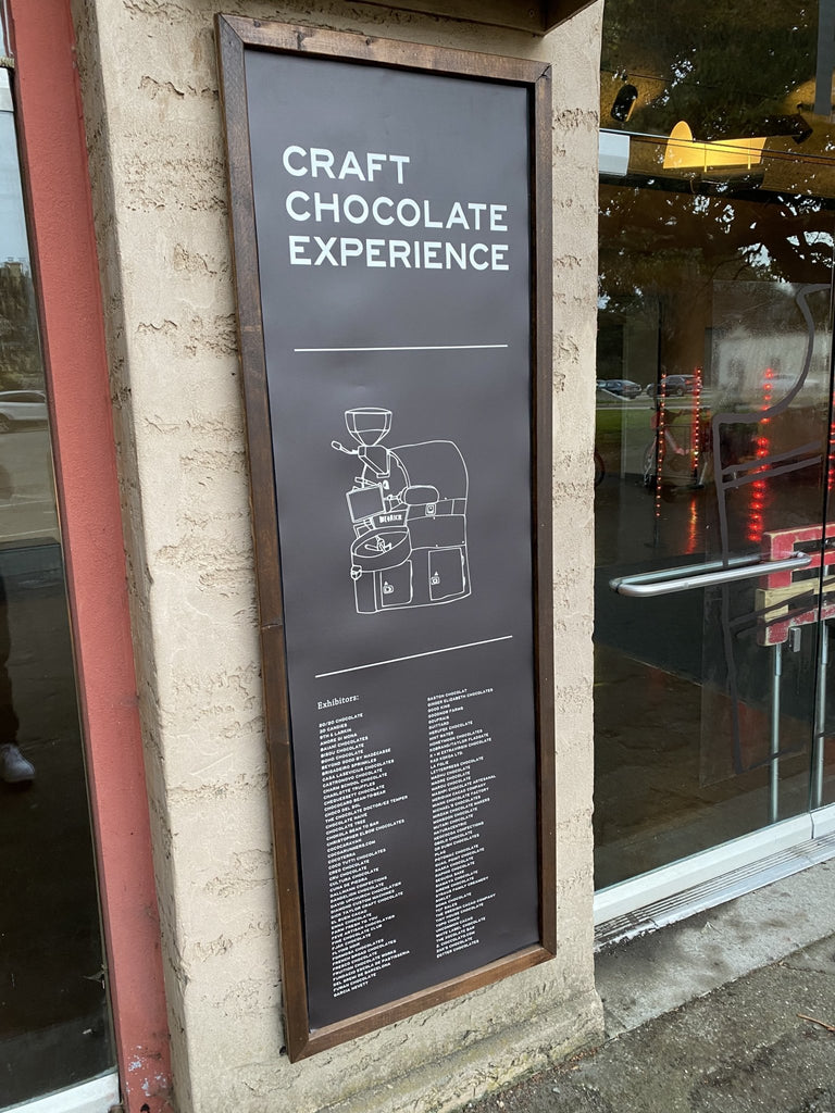 Craft Chocolate Experience San Francisco March 2020 | MiannChocolateFactory