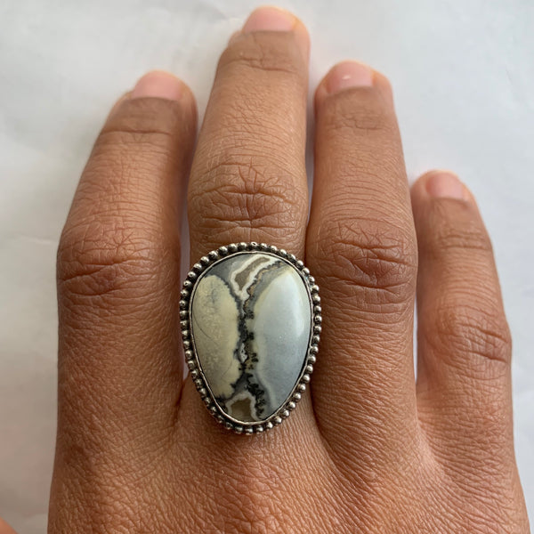 Maligano Jasper Ring