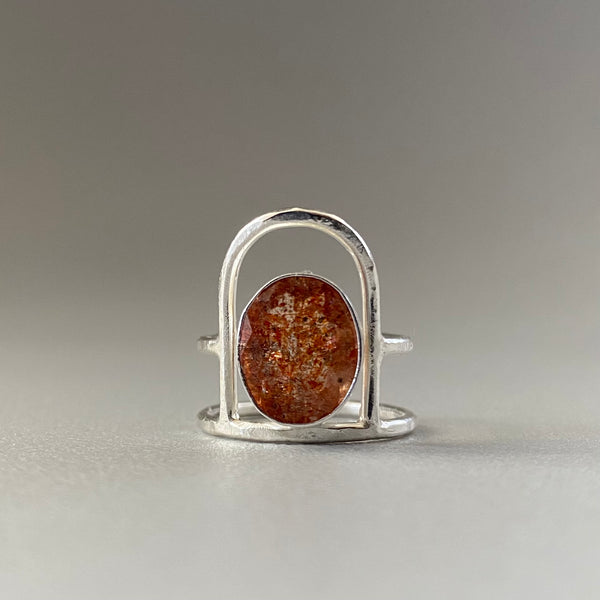 Sunstone Arch Ring