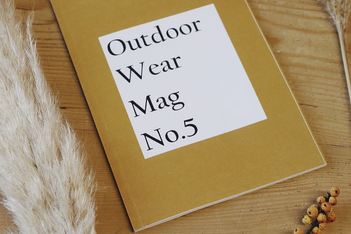 Outdoor Wear Mag No.5
