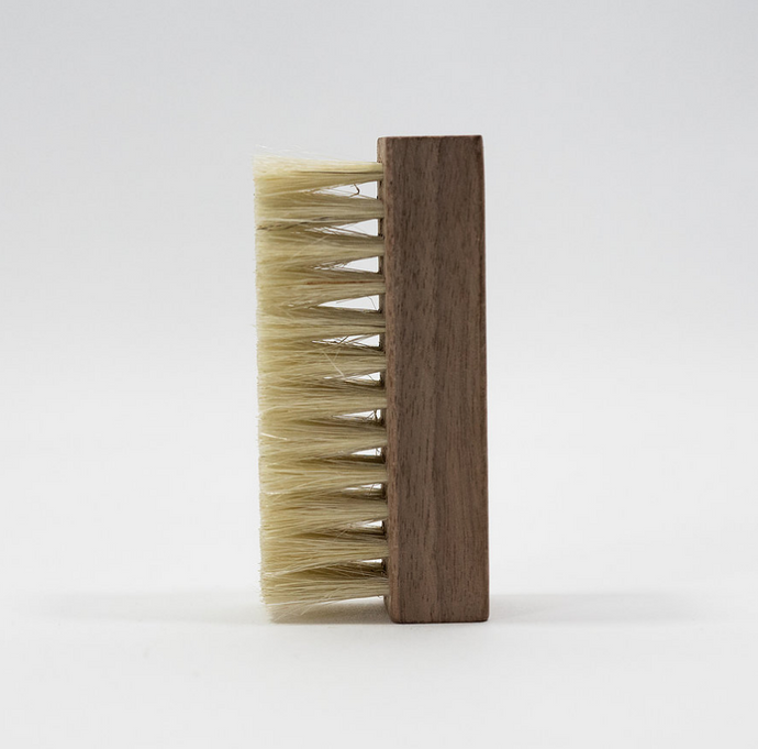 Attirecare premium hog hair bristled brush