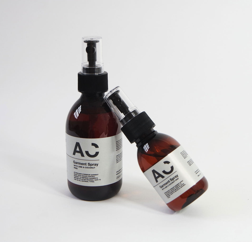 Garment Spray - With Lime & Coconut Rind - Attirecare