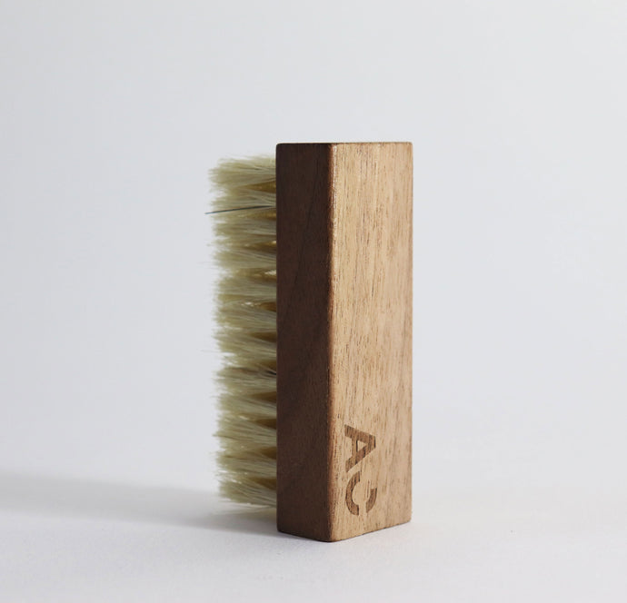 AC Premium Hog Hair Bristled Brush - Attirecare