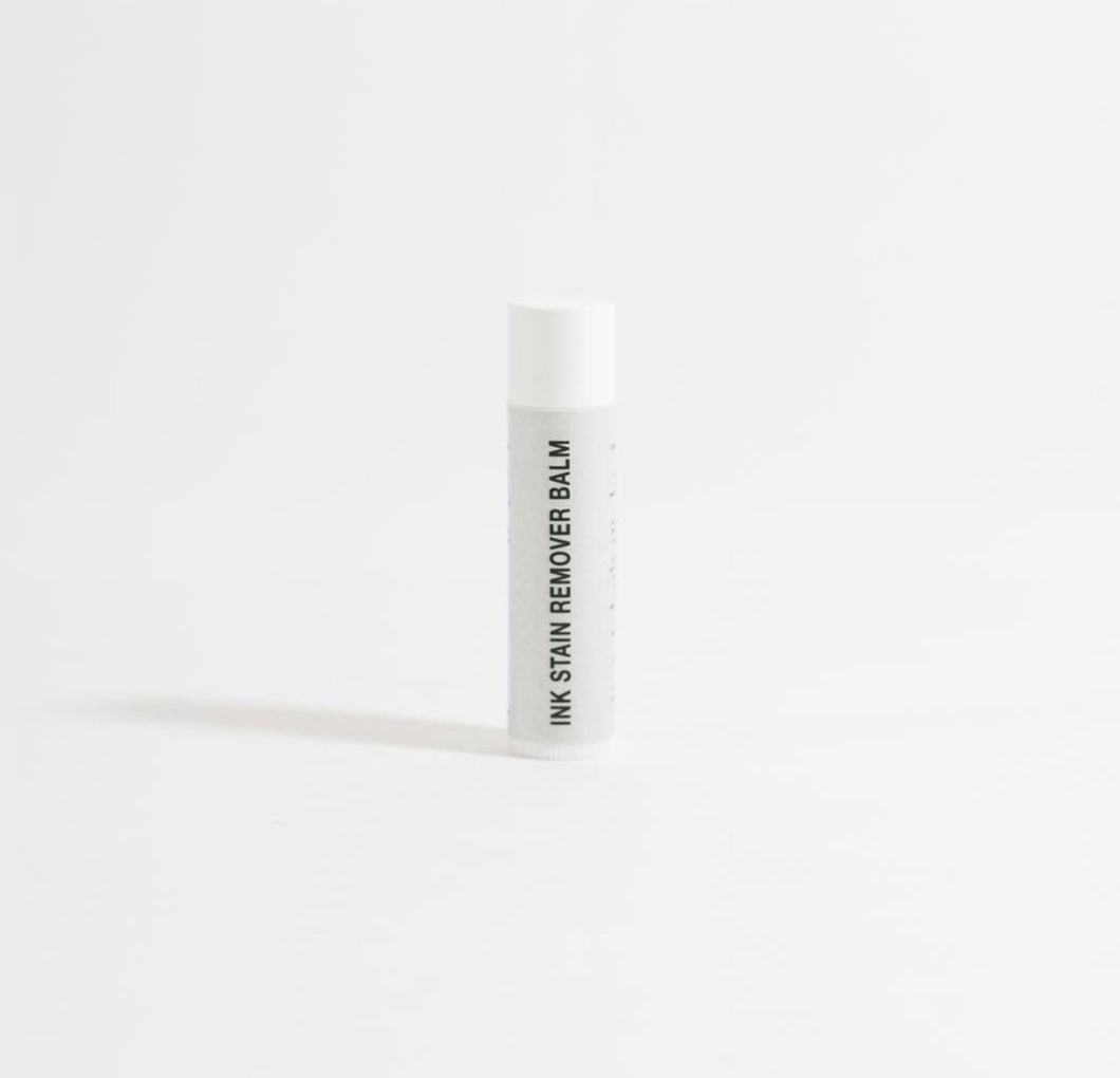 Ink Stain Remover Balm - Leather