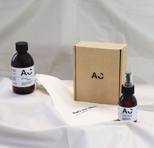Denim Aftercare Kit - Attirecare