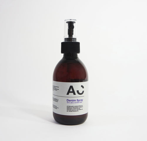 Demin Spray - Lime & Coconut Rind - Attirecare