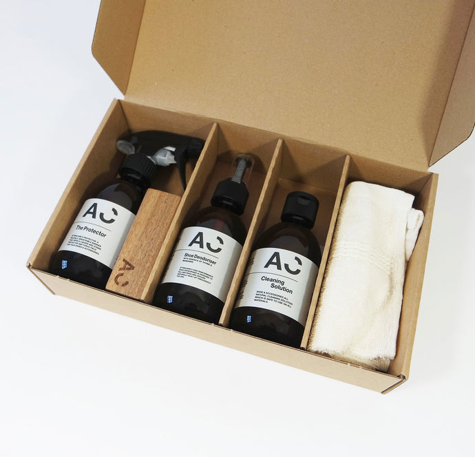 The Ultimate Shoe Care Kit - 250ml - Attirecare