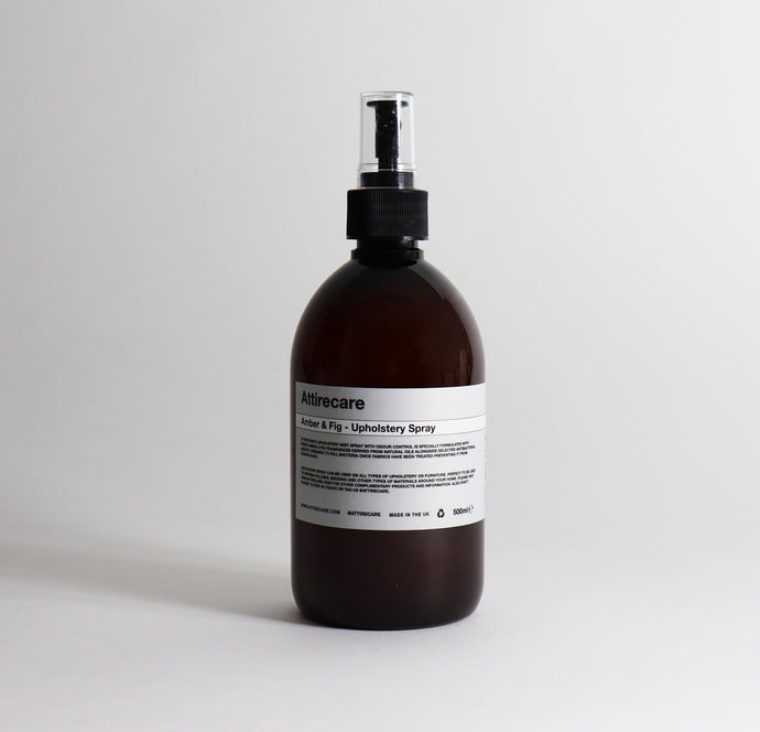 Upholstery Spray - Amber & Fig - Attirecare