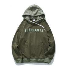Load image into Gallery viewer, Elephant Hoodie - kantaloupe clothing