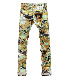 Jungle Denim - kantaloupe clothing
