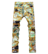 Load image into Gallery viewer, Jungle Denim - kantaloupe clothing