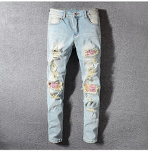 Load image into Gallery viewer, Wild West Bandana Denim - kantaloupe clothing