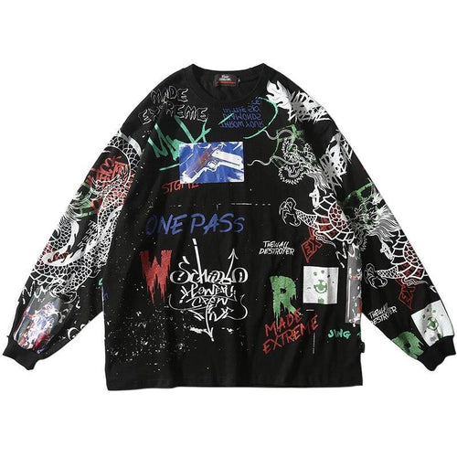 Graffiti Crewneck-