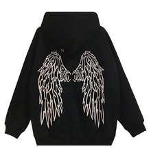 Load image into Gallery viewer, Glowing Angel Hoodie - kantaloupe clothing