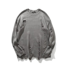 Load image into Gallery viewer, Classic Ragged Sweater - kantaloupe clothing