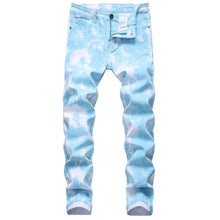 Load image into Gallery viewer, Classic Watercolor Denim - kantaloupe clothing