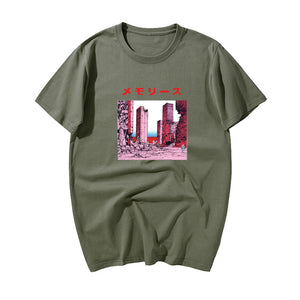 Post Apocalypse Tee - kantaloupe clothing