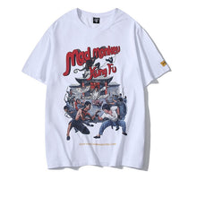 Load image into Gallery viewer, Mad Monkey Kung Fu Tee - kantaloupe clothing