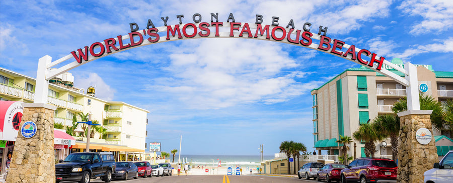 COAST TO COAST USA : Daytona Bike Week