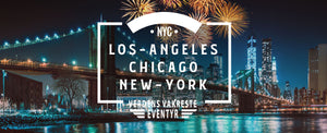 Los Angeles-Chicago-New York