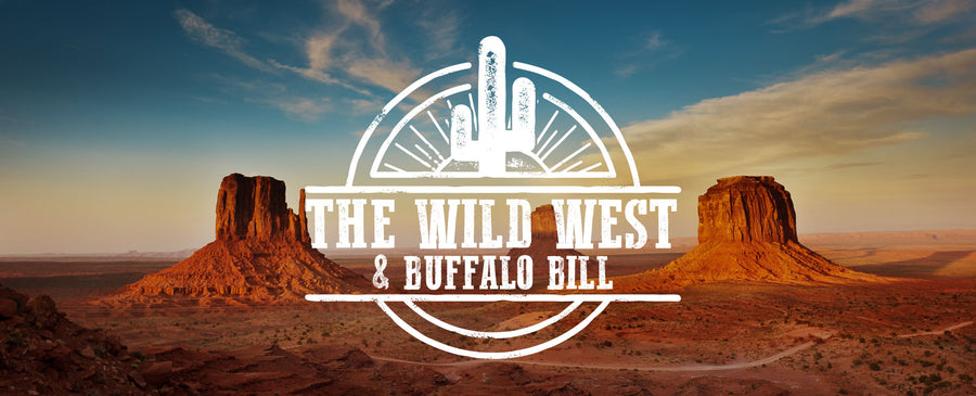 The Wild West & Buffalo Bill - Den originale Vestkyst-rundturen