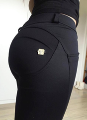 WR.UP® 7/8 Regular Waist Emana Svart (N)
