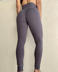 ABS2B - Emana Shape Leggings (Grå)