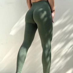 ABS2B - Not So Basic Seamless (Khaki)