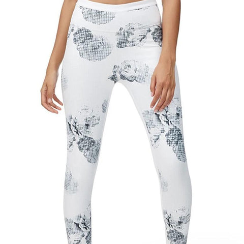 ALL FENIX - Eden 7/8 Leggins (White)