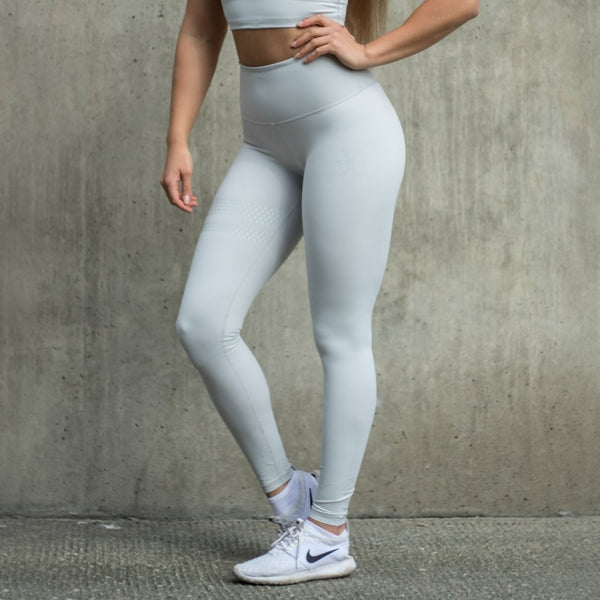 BARA - High Waist Shape Leggings (Grå)
