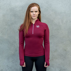 BARA Sportswear - Long Sleeve (Bordeaux)
