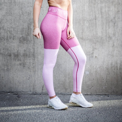 BARA - High Waist Bold North Leggings