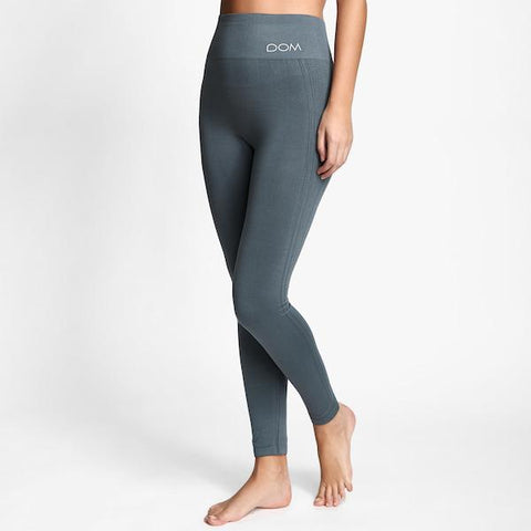 Drop of Mindfulness - Cora Leggings (Grå)